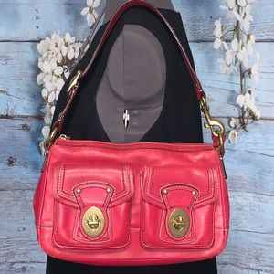 COACH 65th Anniversary Legacy Collection Bag F1286